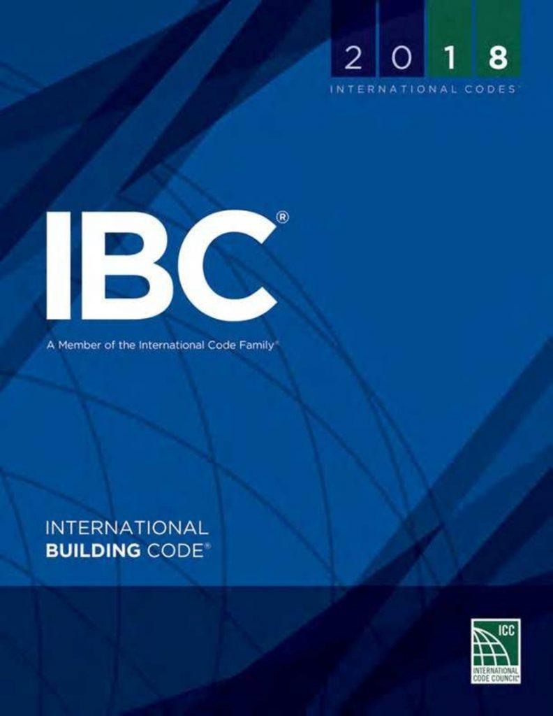 IBC 2018 Code Book